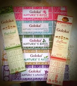Incensi Goloka