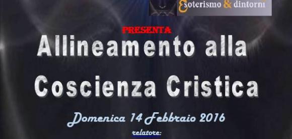 Corso: Allineamento alla Coscienza Cristica a cura di Silvano Paolucci